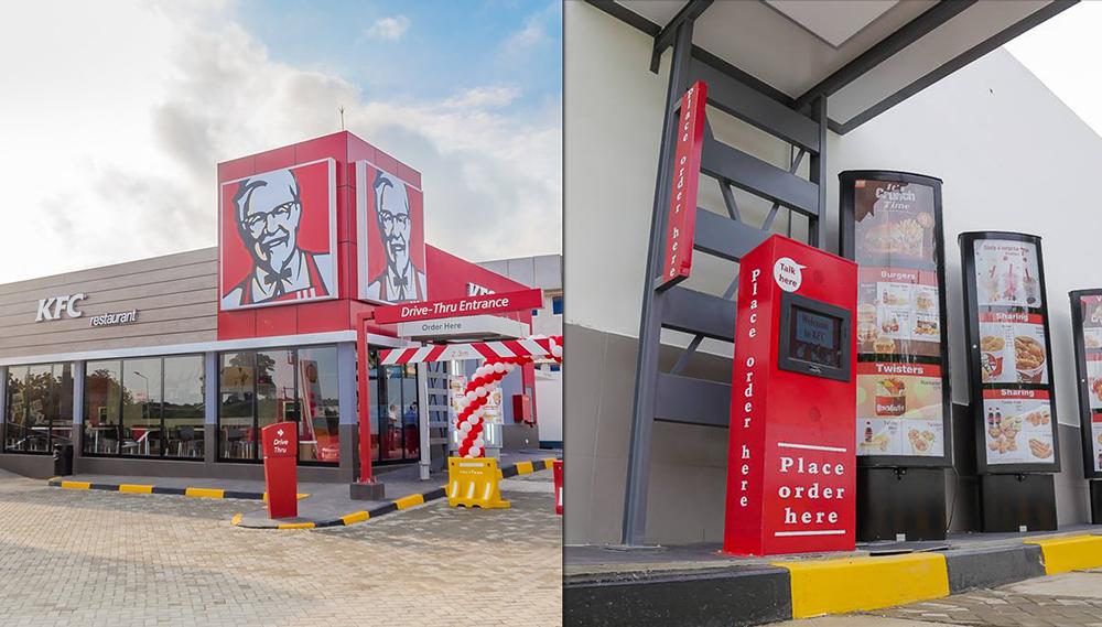 KFC Haatso