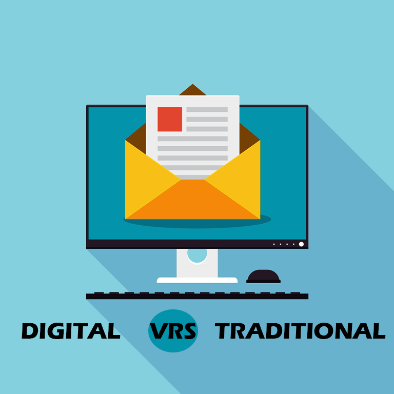 Digital marketing vrs Traditional marketing