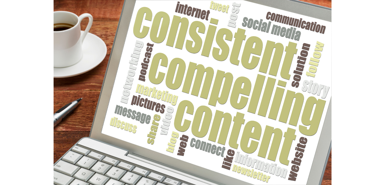 Creating compelling content on social media for businesses in Ghana