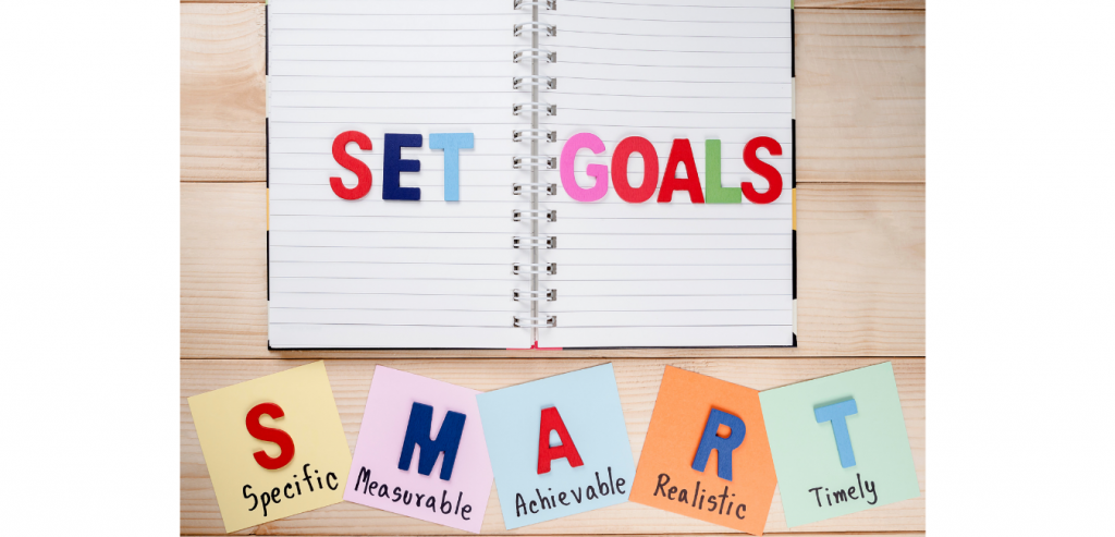 Setting a strategy goal for your business online