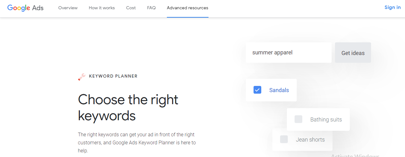 Google Ads to boost your business in Ghana
