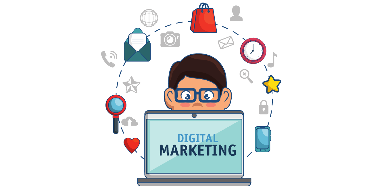 Aspects of Digital Marketing